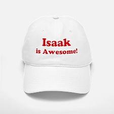 Isaak is Awesome Baseball Baseball Cap