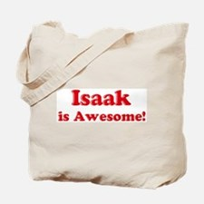 Isaak is Awesome Tote Bag