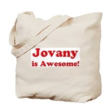 Jovany is Awesome Tote Bag