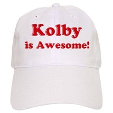 Kolby is Awesome Baseball Cap