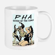 Pha, Queen Of The Congo Mug
