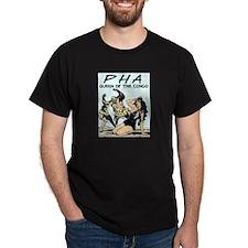Pha, Queen of the Congo mens dark t-shirt