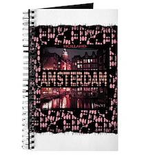 amsterdam holland art illustration tshirt Journal