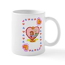 40th wedding anniversary, ruby Mug