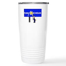 Michigan Travel Coffee Mug