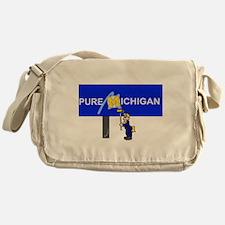 Michigan Messenger Bag