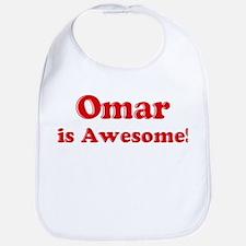 Omar is Awesome Bib