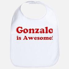 Gonzalo is Awesome Bib