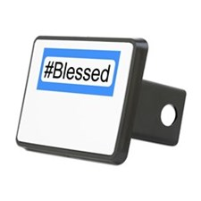 Blessed Hitch Cover