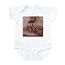 Surrender of General Lee Digi Infant Bodysuit