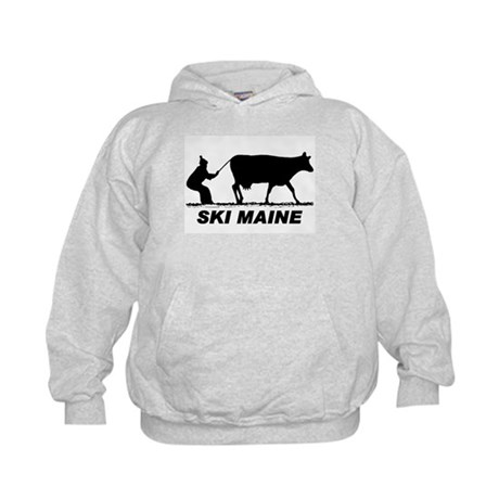 The Ski Maine Shop Kids Hoodie