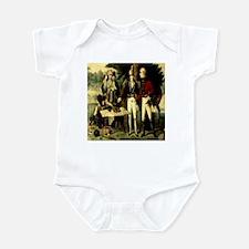 Swamp Fox Engraving Currie & Infant Bodysuit