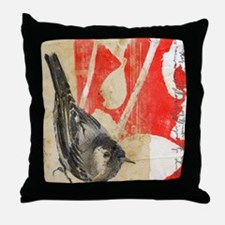Waiting For The Red - Throw Pillow