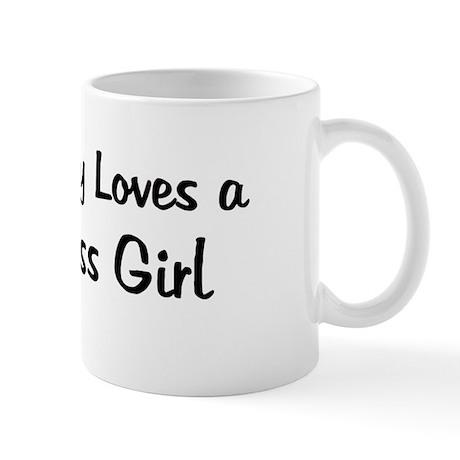 Progress Girl Mug