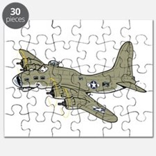 B-17 flying fortress Puzzle