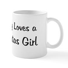Pocahontas Girl Mug