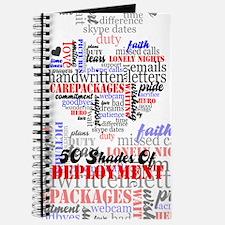 50 Shades Of Deployment Journal