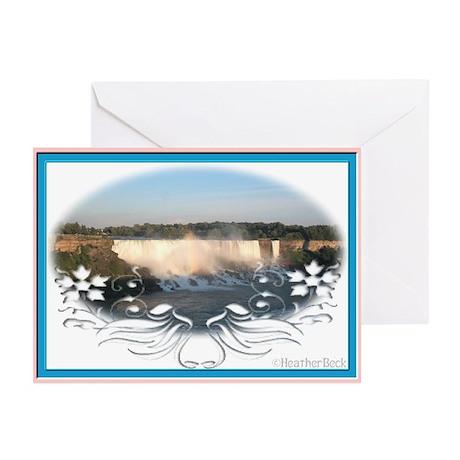 11falls02greetingcards (Pk of 10)