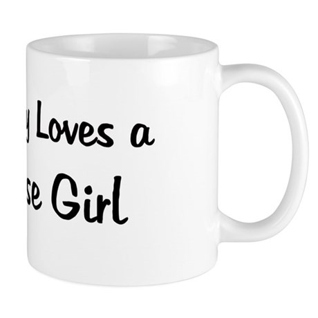 Parkrose Girl Mug