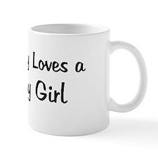 Paisley Girl Mug