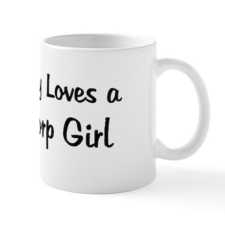 Pacificorp Girl Mug