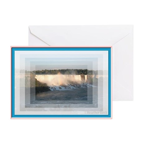 11falls05greetingcards (Pk of 10)