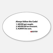 Always follow the code! Decal