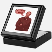 Al Gore - I'm Totally Cereal! Keepsake Box
