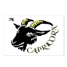 ...Capricorn... Postcards (Package of 8)