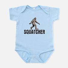 Squatcher Infant Bodysuit