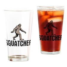 Squatcher Drinking Glass
