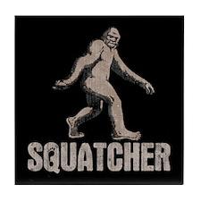 Squatcher Tile Coaster