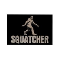 Squatcher Rectangle Magnet