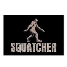 Squatcher Postcards (Package of 8)