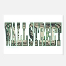 Wall Street Postcards (Package of 8)