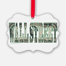 Wall Street Ornament