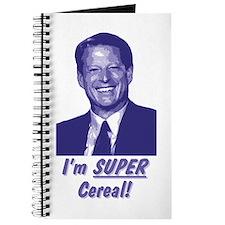 Al Gore - I'm Super Cereal! Journal