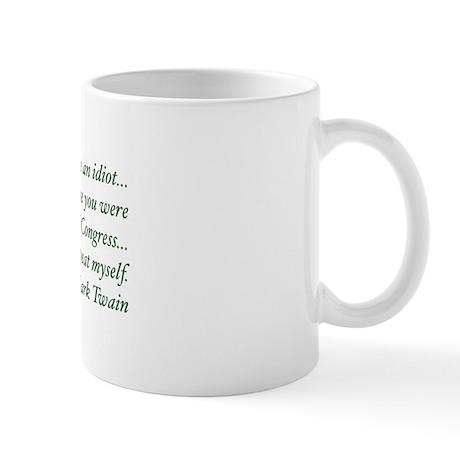 Idiot Congress Mug