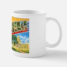 Providence Rhode Island Greetings Mug