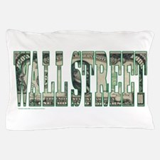 Wall Street Pillow Case