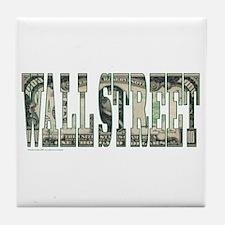 Wall Street Tile Coaster