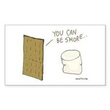 Be S'more Decal