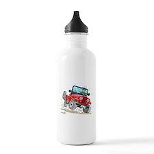 Willys-Kaiser CJ5 jeep Sports Water Bottle