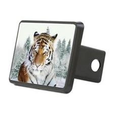Snow Tiger Hitch Cover