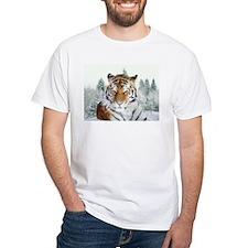 Snow Tiger Shirt