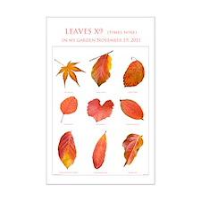 Leaves X9 Mini Poster