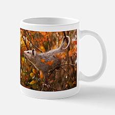 Autumn Opossum Mug