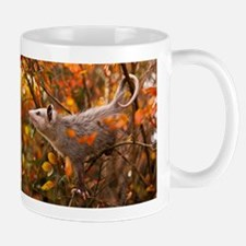 Autumn Opossum Small Mugs
