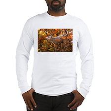 Autumn Opossum Long Sleeve T-Shirt