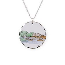 Ophelia In The Water Necklace